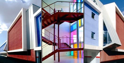 Perell arquitectos estudio de arquitectura madrid for Estudios arquitectura madrid