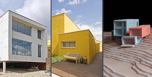 Perell arquitectos estudio de arquitectura madrid - Viviendas en torrelodones ...