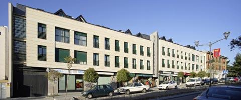 Proyecto viviendas en torrelodones 116 perell - Viviendas en torrelodones ...