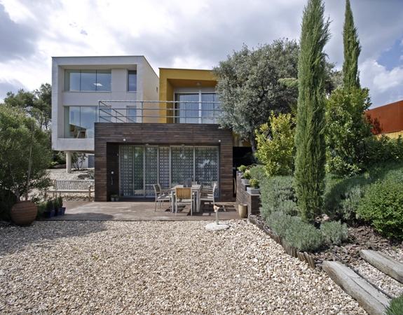 Proyecto vivienda en torrelodones 280 perell - Viviendas en torrelodones ...
