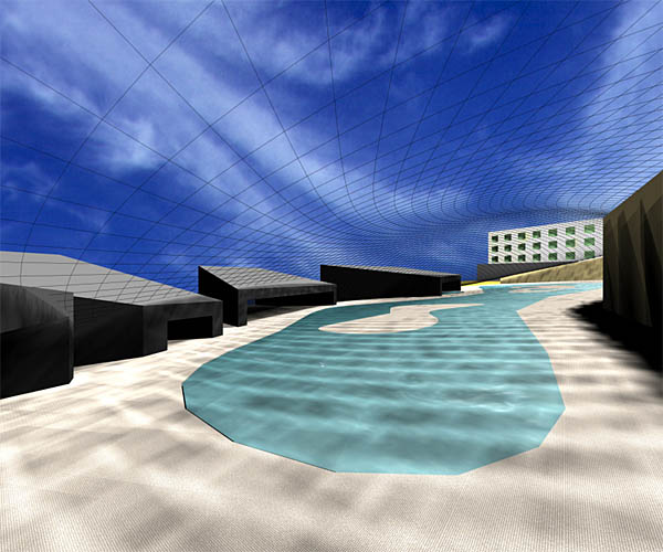 Proyecto centro termal en la garriga 536 perell arquitectos madrid - Piscinas la garriga ...