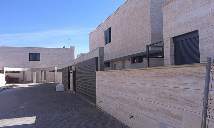 Proyecto viviendas unifamiliares pareadas 825 perell - Proyectos casas unifamiliares ...